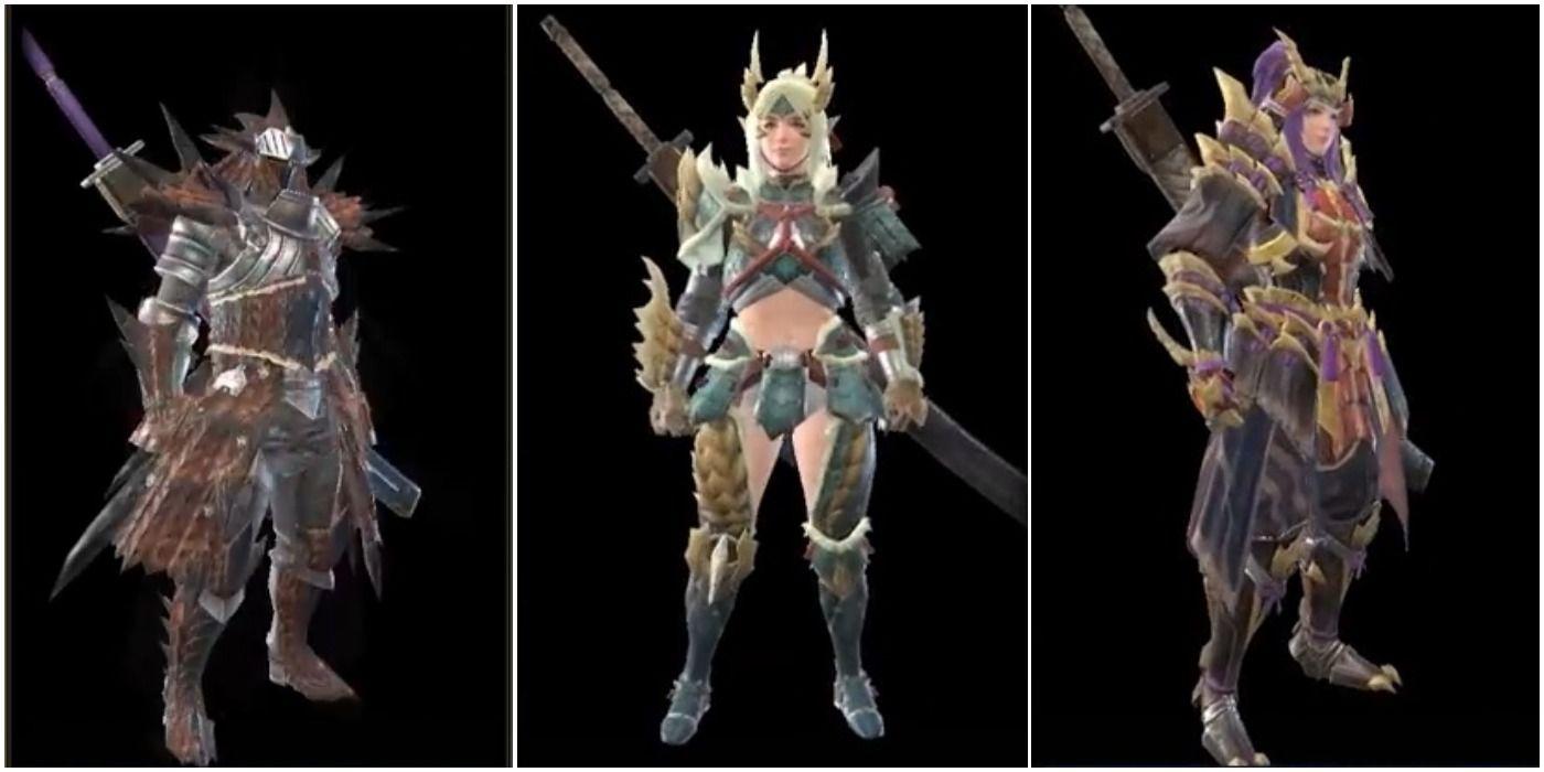 Monster Hunter Rise: The Best Armor, Ranked