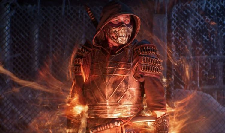 Mortal Kombat 2021 movie UK release date CONFIRMED: How to watch new MK film this week