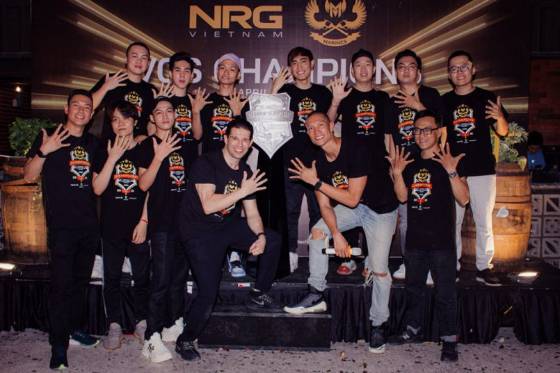 NRG, CMG.Asia Launch NRG Asia, Acquire VCS Champions GAM Esports – The Esports Observer