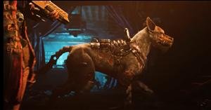 Necromunda: Hired Gun is chock-full of upgrade trees