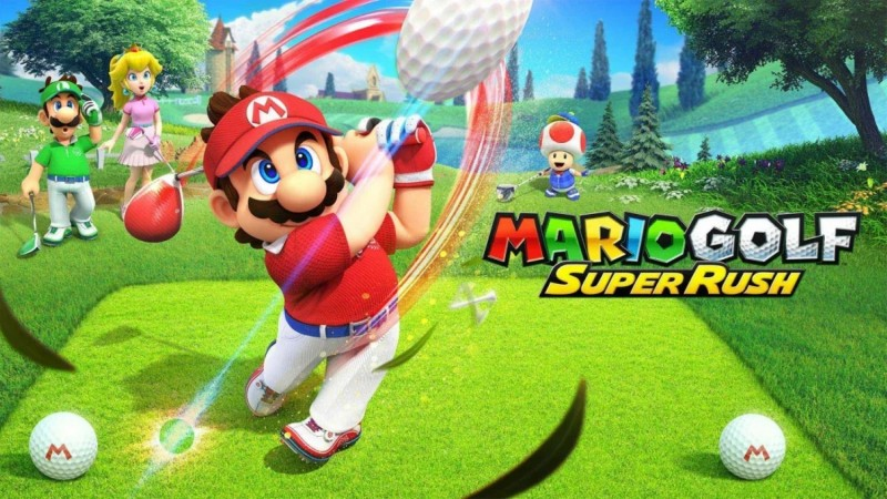 New Mario Golf: Super Rush Trailer Goes Battle Royale With Overview Of Different Game Modes