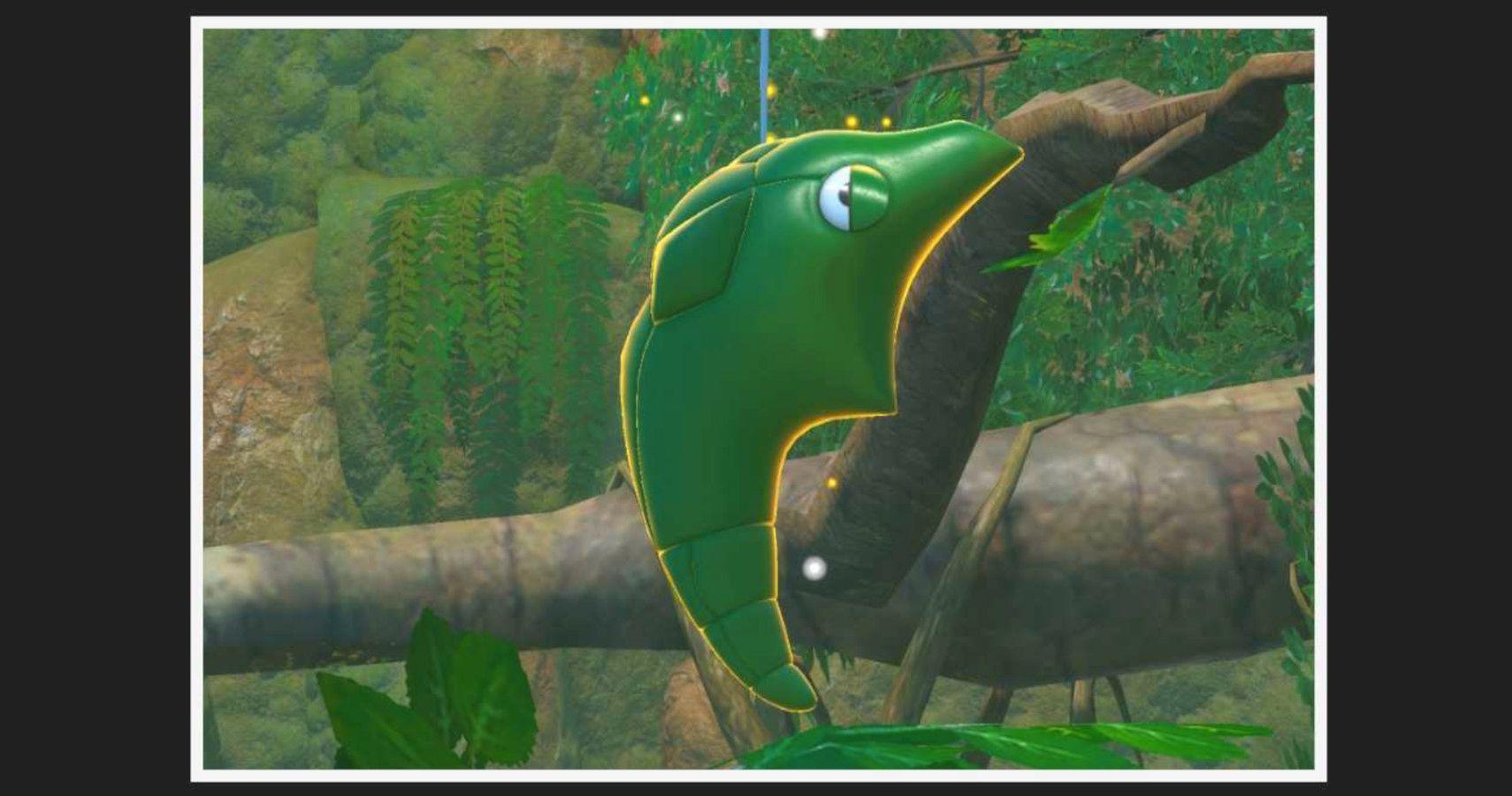 New Pokemon Snap: Dangling Metapod Guide