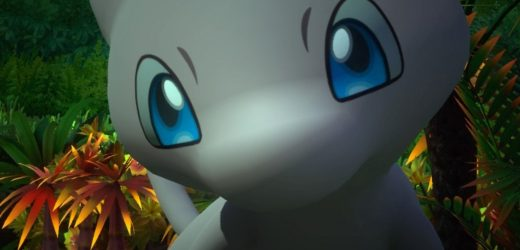 New Pokemon Snap: How To Get Mew