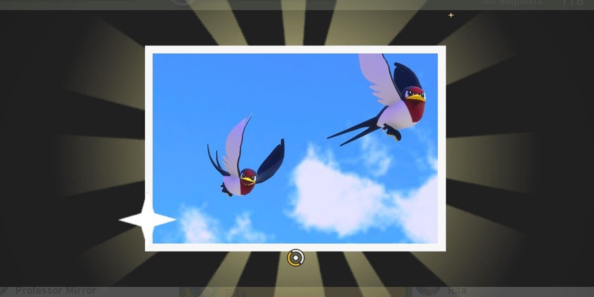 New Pokemon Snap: Off To A Flying Startle Request Guide