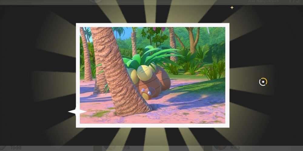 New Pokemon Snap: Three In A Row Request Guide
