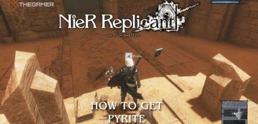 Nier Replicant: How To Get Pyrite
