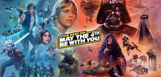 Nintendo Celebrates Star Wars Day with May the 4th Deals