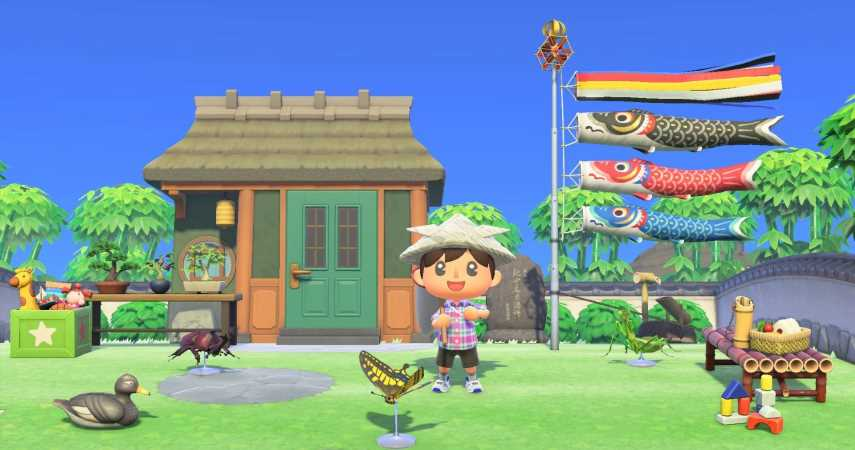 Nintendo Debunks The Mysterious House In Animal Crossing: New Horizons Update
