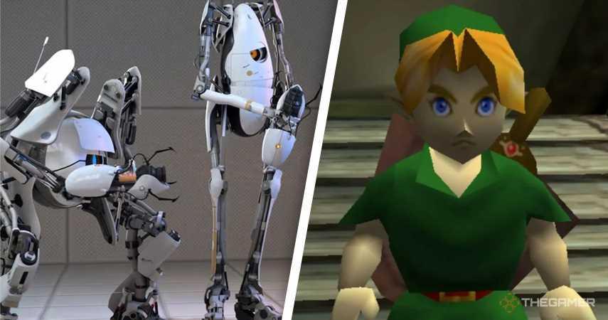 Ocarina Of Time Had A Portal Mechanic In Early Tech Demo
