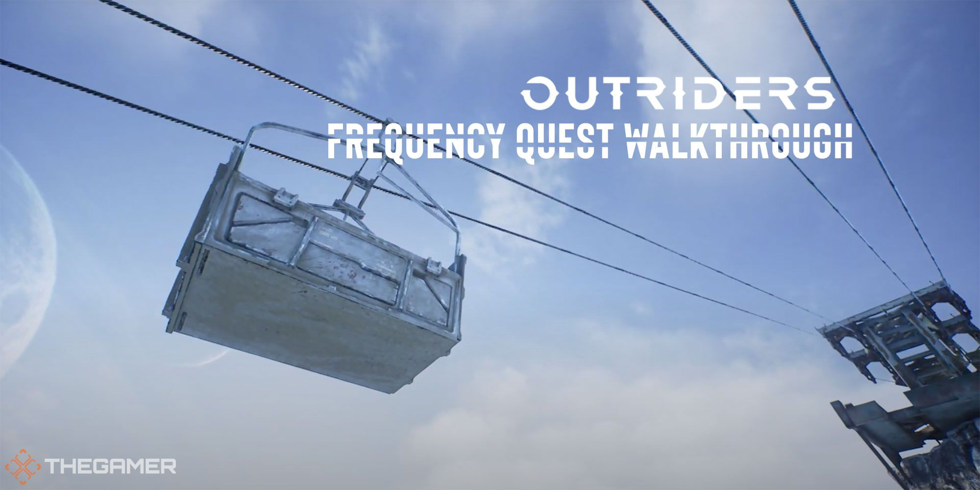Outriders: Frequency Quest Walkthrough