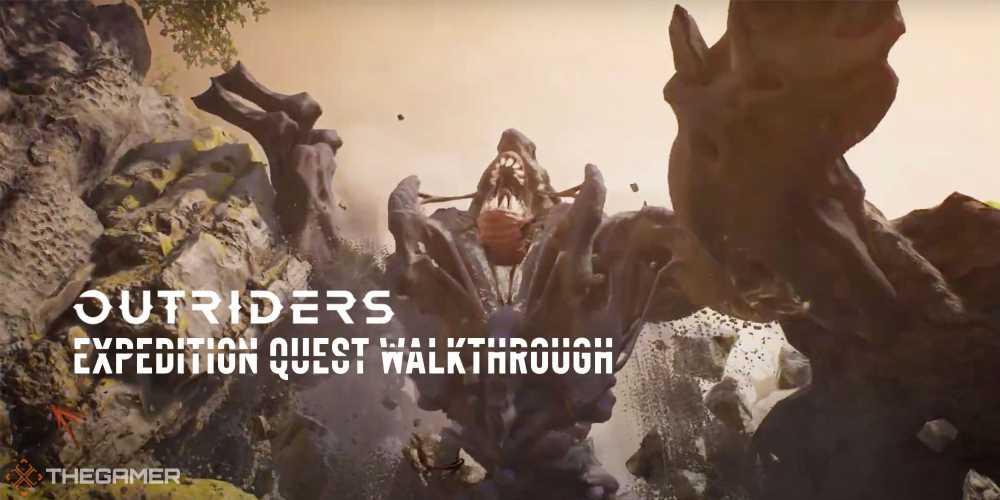 Outriders: Mayhem Quest Walkthrough