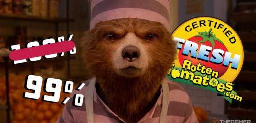 Paddington 2 Has Lost It's 100% Rating On Rotten Tomatoes