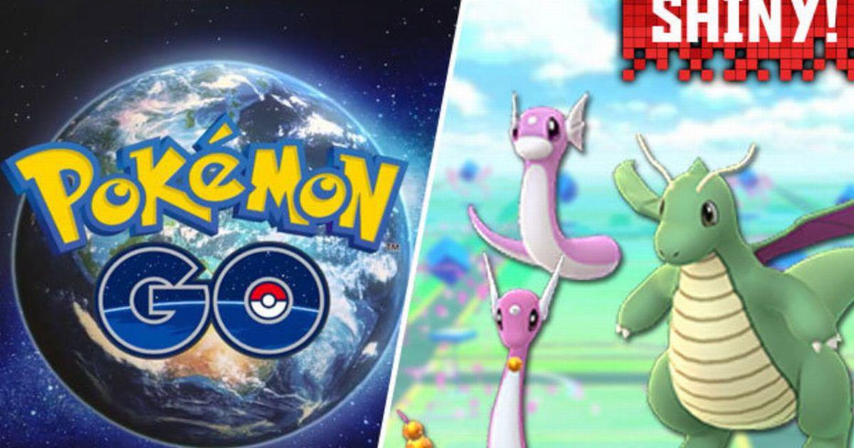 Pokemon GO Dratini Shiny: How to catch Shiny Dratini and Shiny Dragonite?