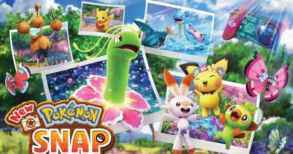 Pokémon Snap is cute, fun and brilliantly different on the Nintendo Switch