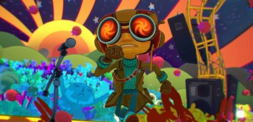 Psychonauts 2 Store Page Now Live On Xbox With New Screenshots