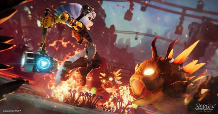 Ratchet & Clank: Rift Apart Dev Reveals Its DualSense Features