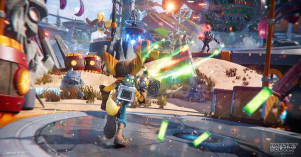 Ratchet & Clank: Rift Apart's accessibility options are incredibly extensive