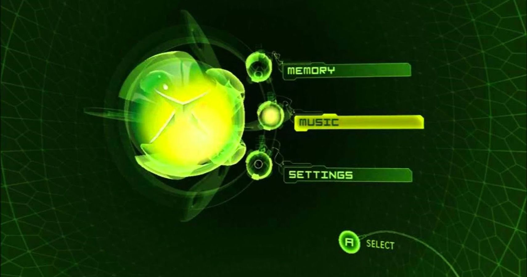 Relive The Past With A Free Original Xbox Dynamic Theme On Series X And S