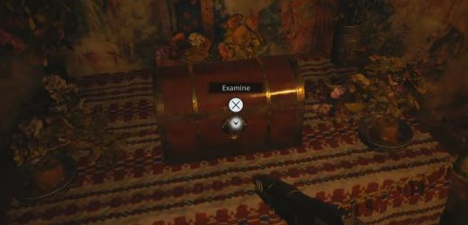 Resident Evil 8 Village: How To Open The Lone Road Lockbox With Luiza's Key