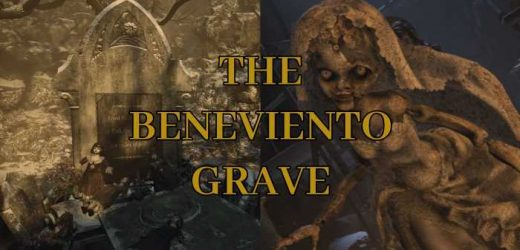 Resident Evil 8 Village: Open The Beneviento Grave Treasure
