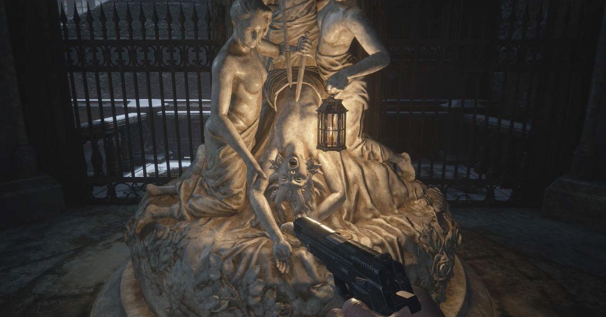 Resident Evil Village walkthrough part 6: Mask of Fury