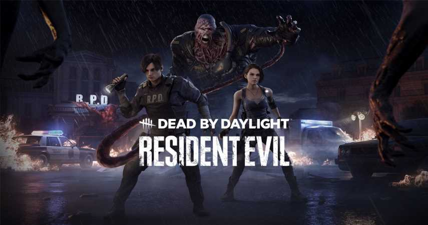 Resident Evil's Nemesis, Leon Kennedy, And Jill Valentine Are Coming To Dead By Daylight