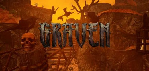 Retro Action RPG Graven Is Now Available In Early Access, Full Release Set For 2022