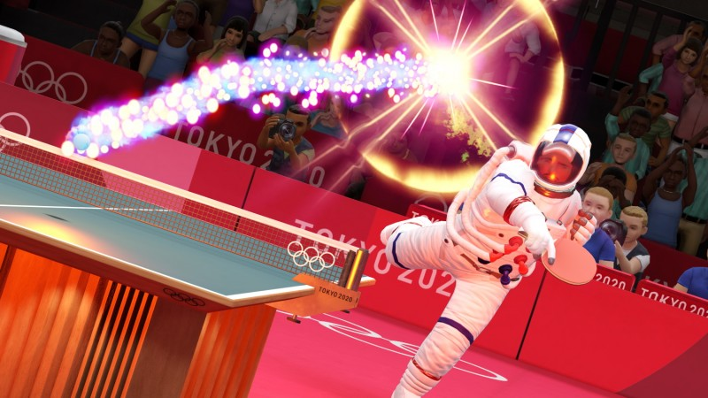 Sega's Arcade-Style 2020 Olympics Video Game Launches Next Month