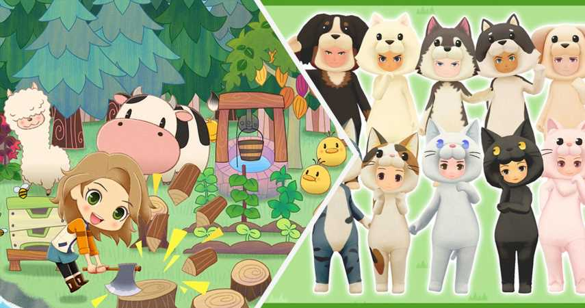 Story Of Seasons: Pioneers Of Olive Town – How To Change Marriage Candidate Outfits