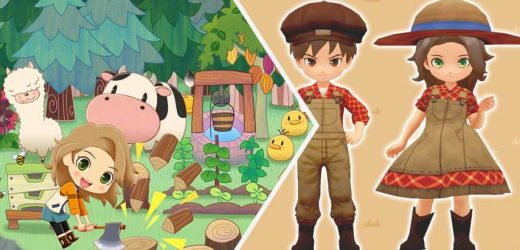 Story Of Seasons: Pioneers Of Olive Town – How To Equip DLC Outfits