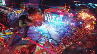 Sunset Overdrive Sequel Hope Offered By Game's Director Following PlayStation Acquisition