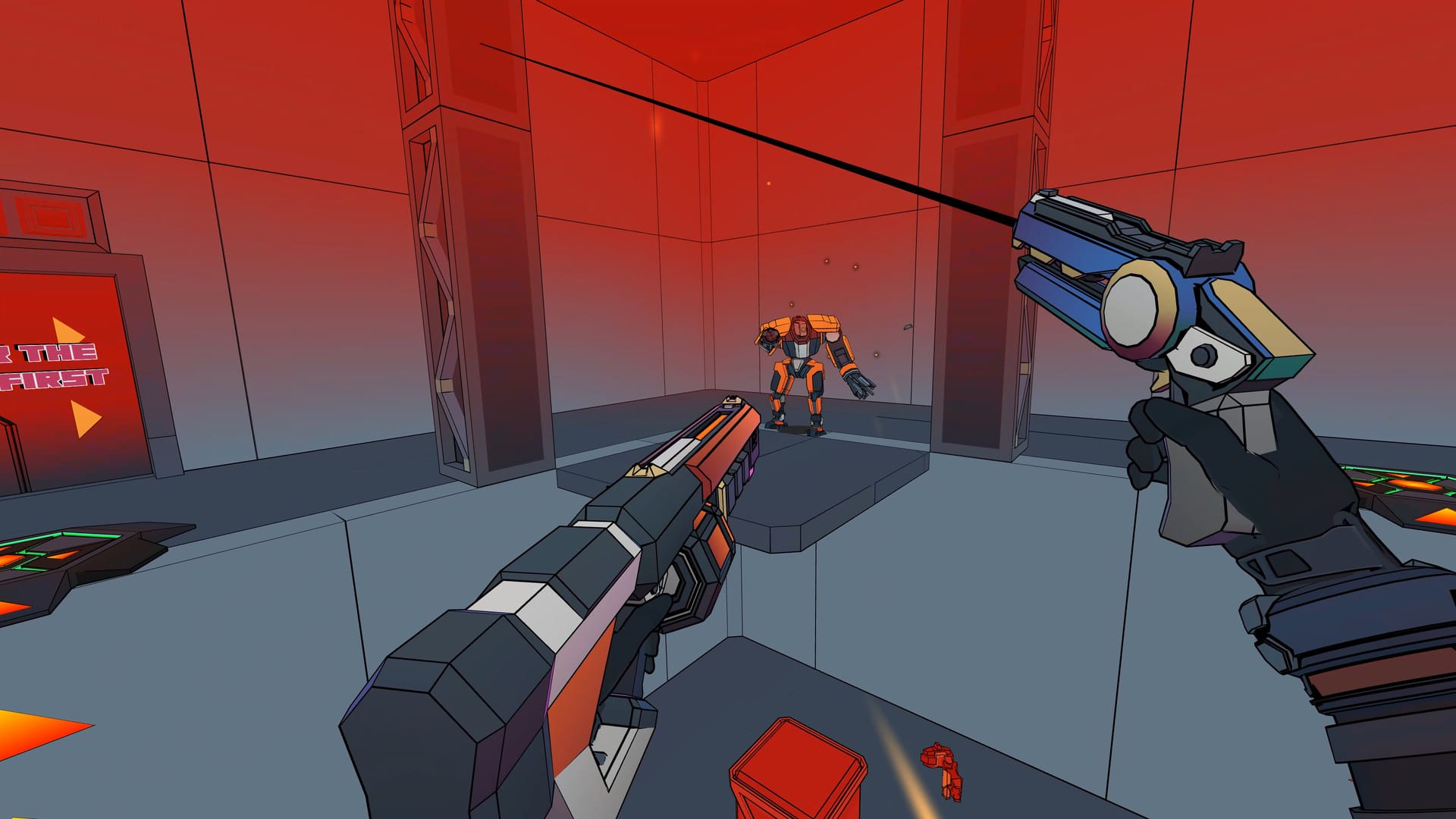 Sweet Surrender Is A New VR Roguelite Shooter For Quest, PC