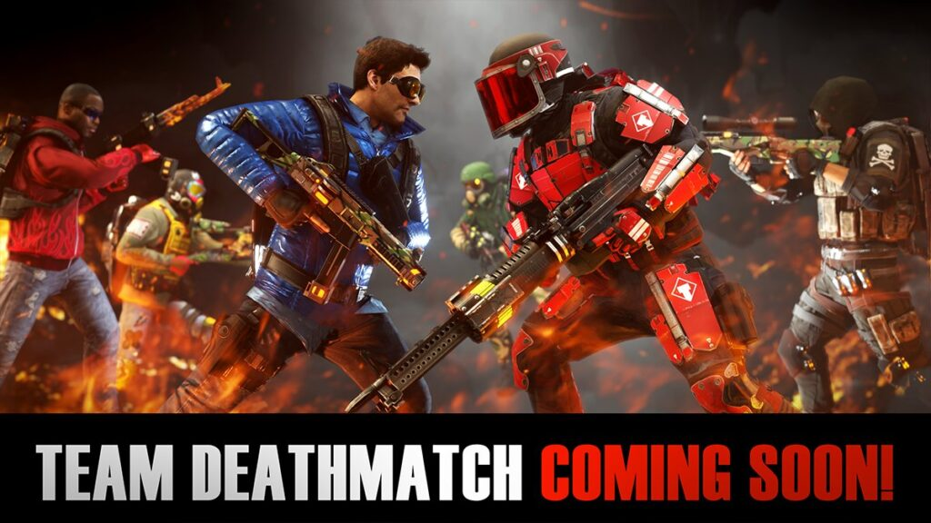 Team Deathmatch Coming Soon to Population: One