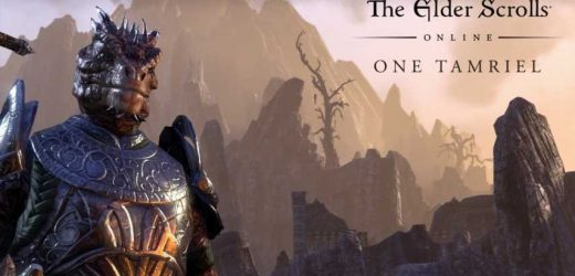 """The Elder Scrolls Online Dev Says Removing Level Gates Was The """"Best Thing We Did"""""""