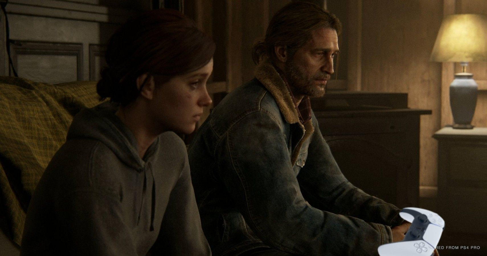 The Last Of Us Part 2's PS5 Update Also Improved The Haptic Feedback