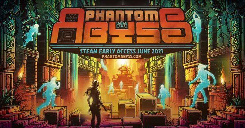 The Phantom Abyss Is Indiana Jones Via Fall Guys And Dark Souls
