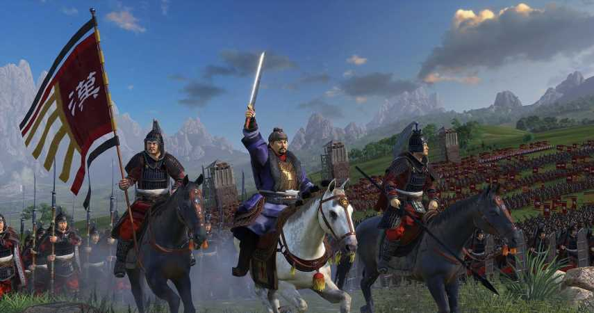 Total War: Three Kingdoms Is Getting Review Bombed After Developer Halts Updates