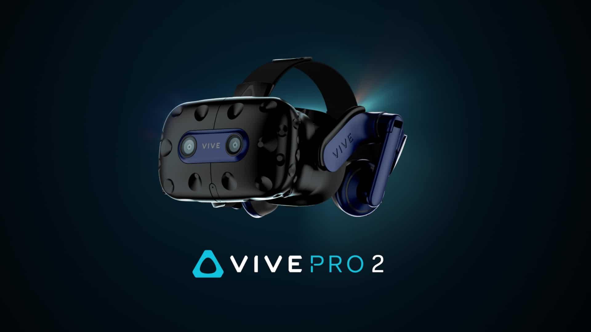 Vive Pro 2 Specs: 5K 120Hz LCD, Wider FoV, Price