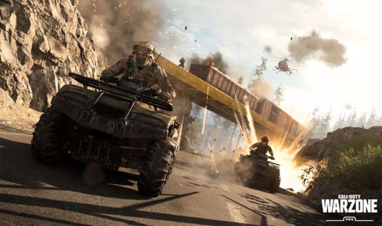 Warzone settings added as Call of Duty Season 3 Reloaded begins