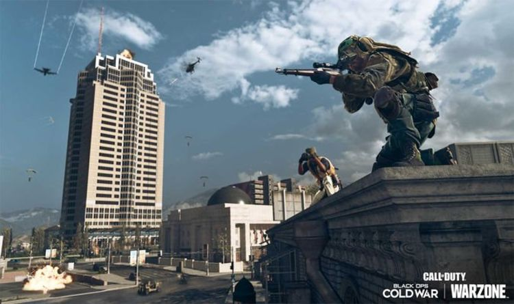 Warzone update today: PS4 and Xbox patch notes reveal Call of Duty latest