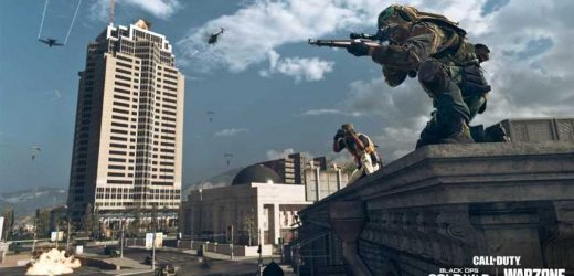 Warzone's '80s Action Heroes Event Brings Die Hard's Nakatomi Plaza To Verdansk
