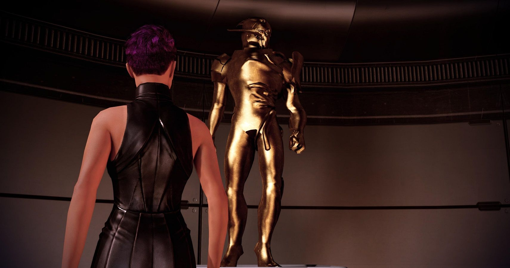 We Need More Heist Games Like Kasumi's Loyalty Mission In Mass Effect 2