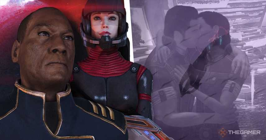 While You Were Romancing Space Racists In Mass Effect, I Was Busy Saving The Galaxy