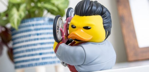 Yakuza's Kazuma Kiryu Is Now Available In Duck Form