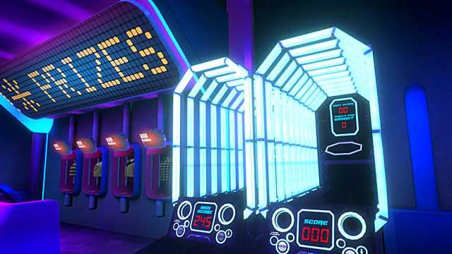 'Arcade Legend' Lets You Run Your Own Virtual Arcade, Free Demo Coming Soon – Road to VR