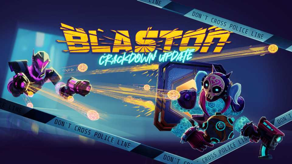 'Blaston' Gets Single-player Campaign & Social Features in New 'Crackdown' Update – Road to VR