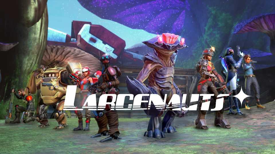 'Larcenauts' Review – Bringing the Hero Shooter to VR