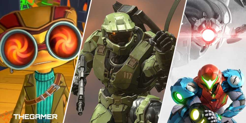 16 Most Anticipated Games Coming 2021