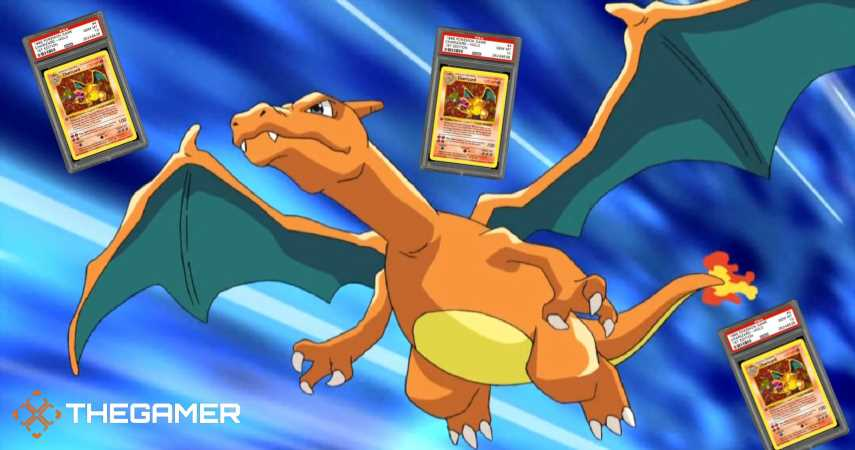 A Mint Condition, 1st Edition Holo Charizard Is Up For Grabs Starting At $35,000