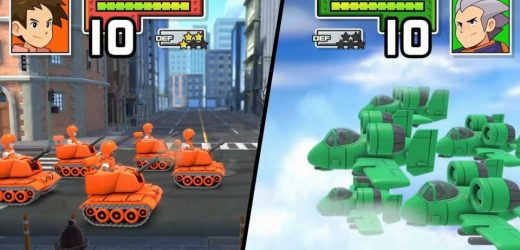 Advance Wars 1+2 Re-Boot Camp Takes The Series For A Tour Of Duty On Switch